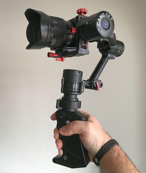 CameTV Single - 3 axis gimbal