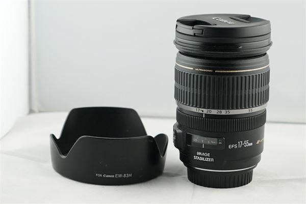 Canon 17-55 F2.8 EFs - i.s lens