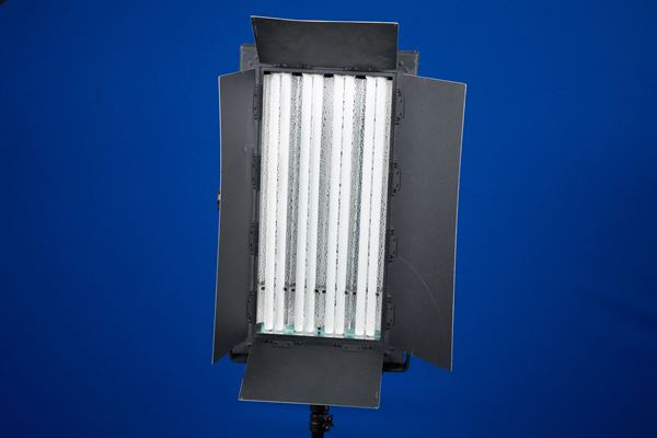 Flo light 4 bar with Kino flo tubes
