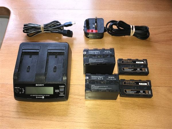 Sony AC Adaptor/Charger AC-VQ1050