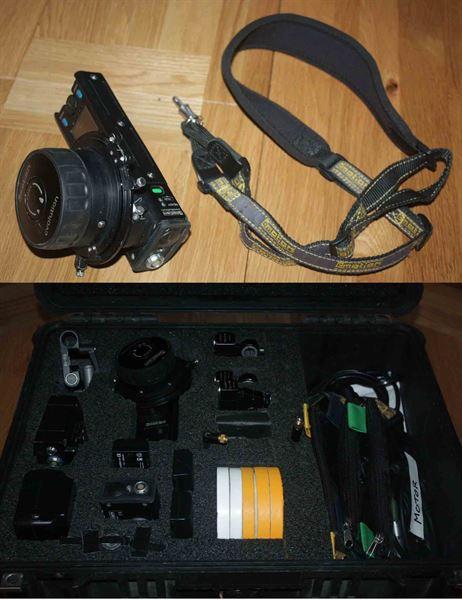Cmotion Cvolution remote focus kit
