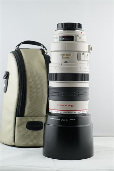 Canon 100-400mm F4.5-5.6 L I.S lens