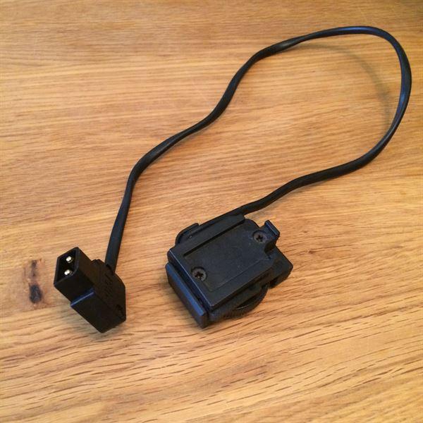 PAG Hot-Shoe Power Base D-Tap (500mm)