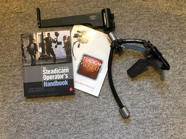 Steadicam Merlin and Operators handbook