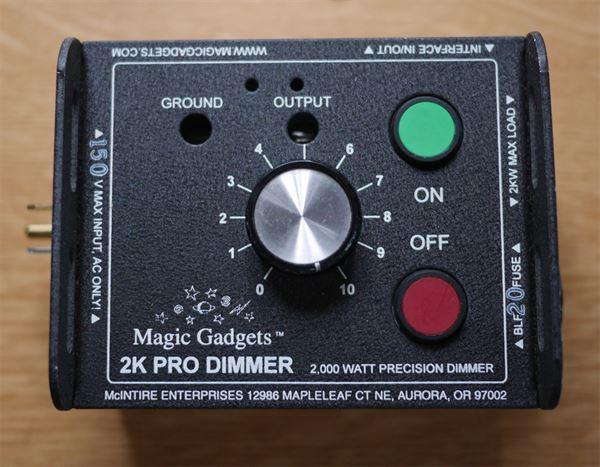 Magic Gadget 2K Dimmer (120v)