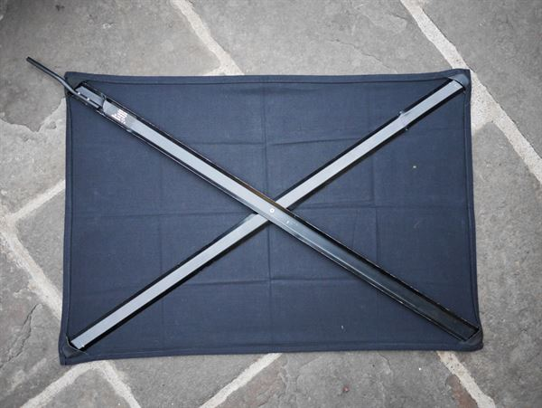 KT Systems Collapsible Black Flag