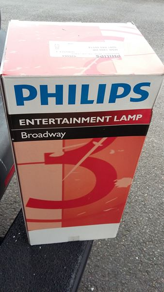 Philips Entertainment Lamp Broadway
