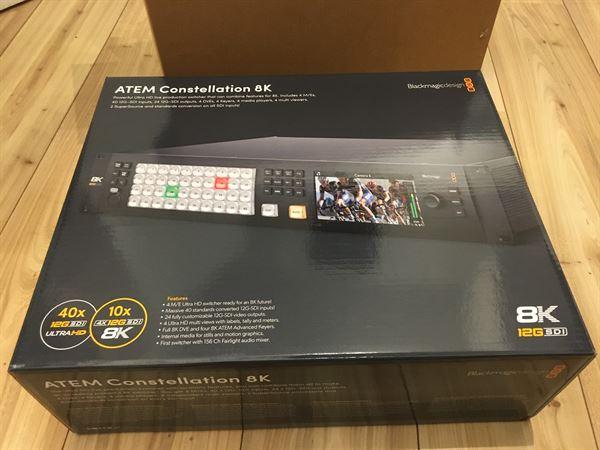 Atem Constellation 8K for sale - BRAND NEW AND UNUSED