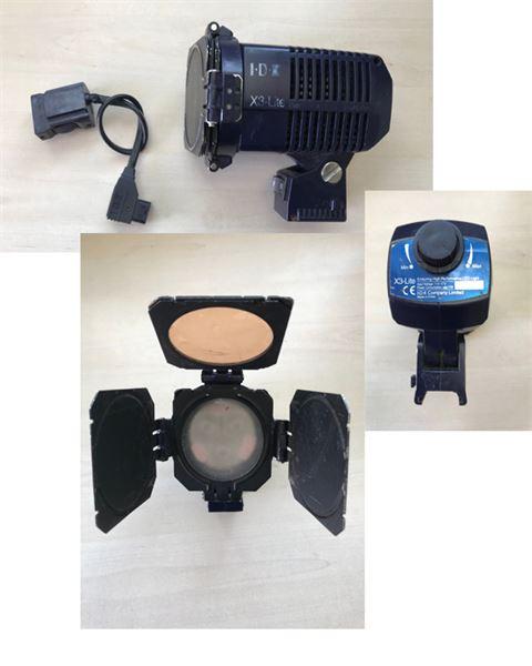 IDX X3 LED toplight
