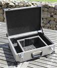 Aluminium Case - 45 x 34 x 17 cm