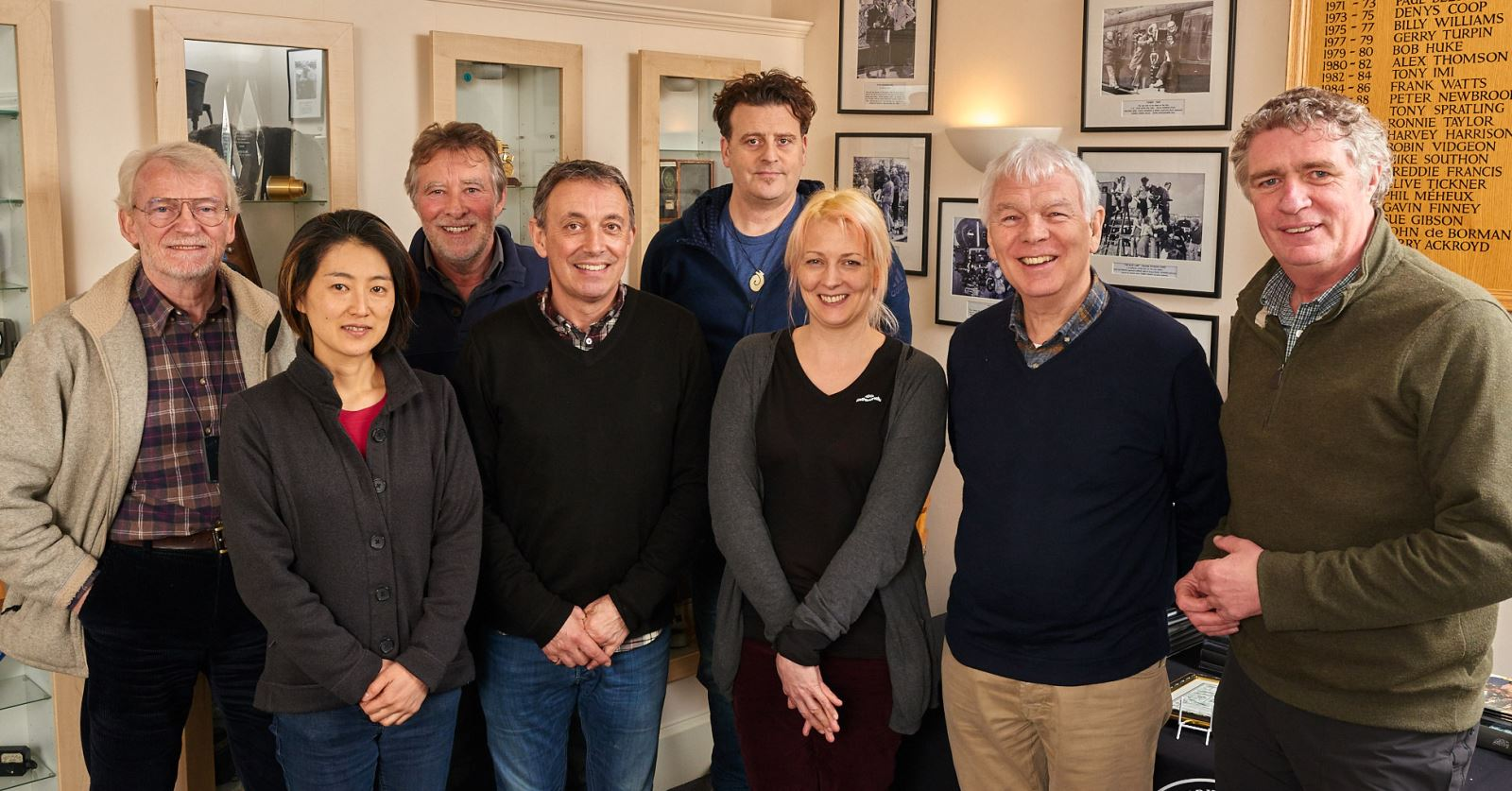 The GTC Awards 2017 judges met at Pinewood Studios on Sunday 12 March