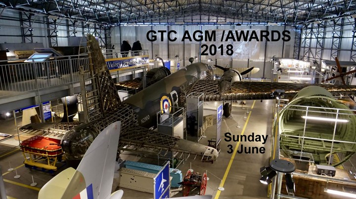 GTC Awards Day 2018 (sponsored by Performance Insurance and Presteigne Broadcast Hire)