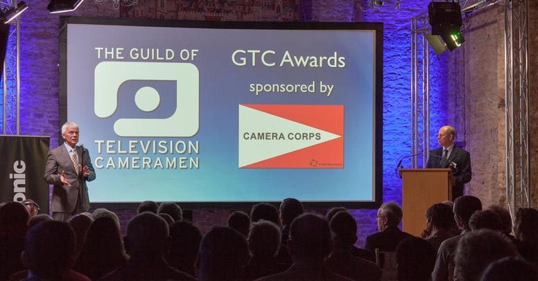 The GTC is grateful for the support of our Gold Sponsors for the GTC Awards 2013: Camera Corps
