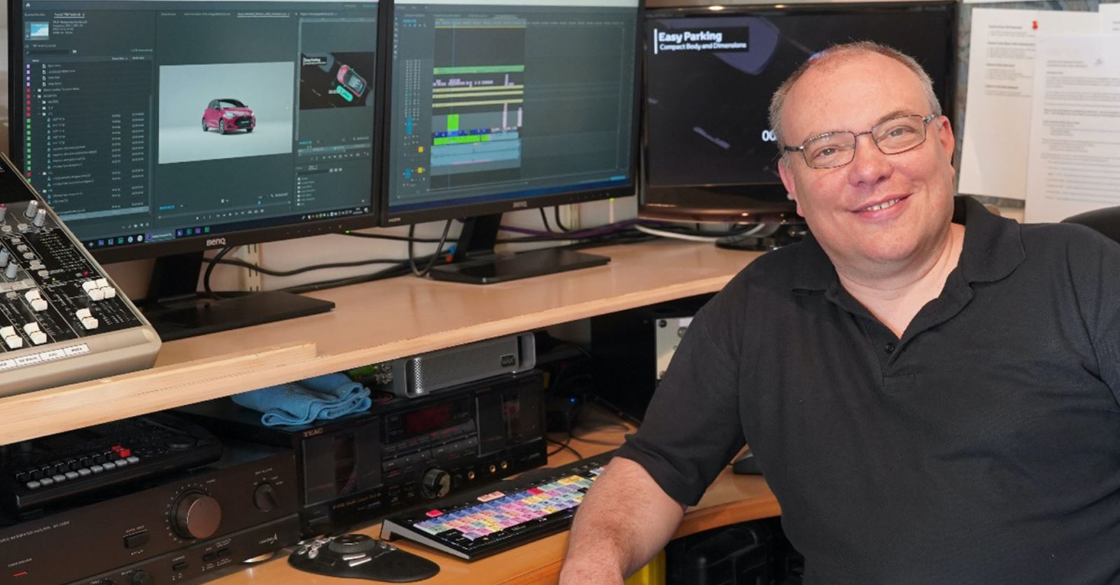 Thanks to GTC member Graham Risdon for the Getting to Grips with Adobe Premiere GTC eWorkshop. Recording now available