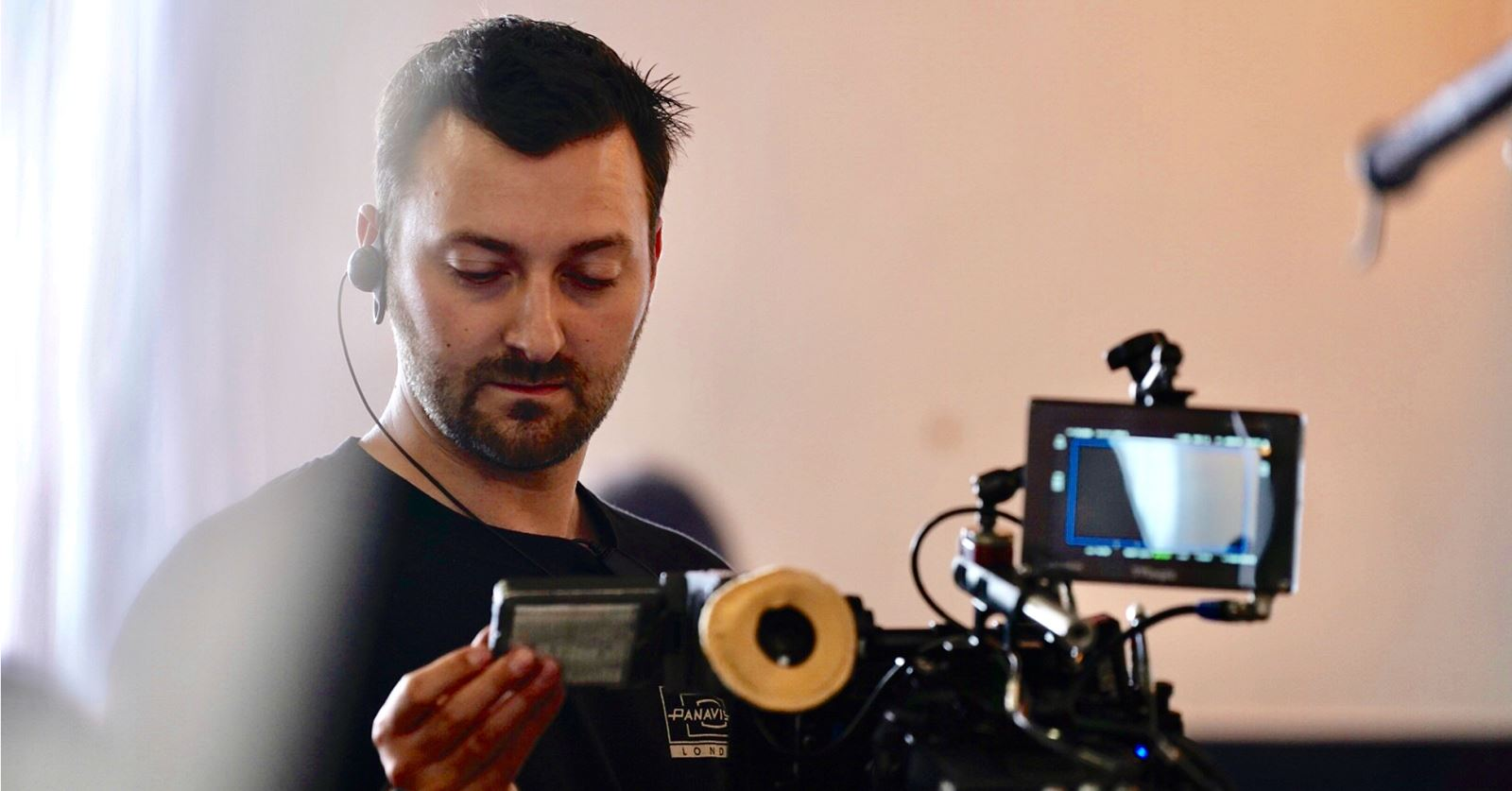 Welcome to new member Neil Bradley – here working as 1st Assistant Camera with an ARRI ALEXA Mini on The A Word III
