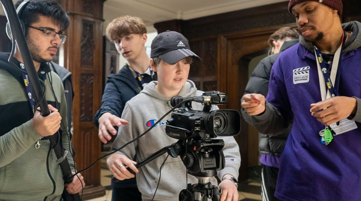 Opportunity for 16–19 year-olds at Pinewood and Shepperton Studios