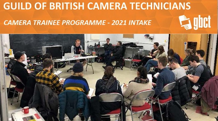 GBCT Camera Trainee Programme - 2021 Intake