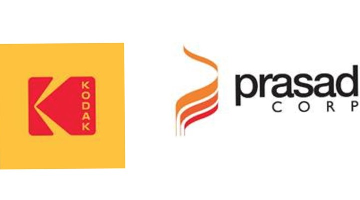 Kodak and Prasad launch film digitization and archiving initiative in the UK