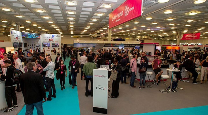 Media Production Show announces record attendance and new May dates for 2020