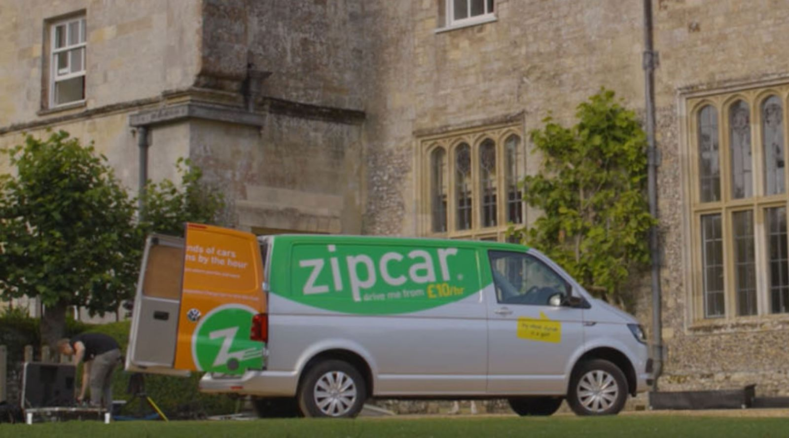 The Guild of Television Camera Professionals : New Zipcar discount