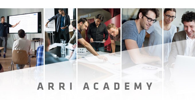 ARRI Certified Training for AMIRA