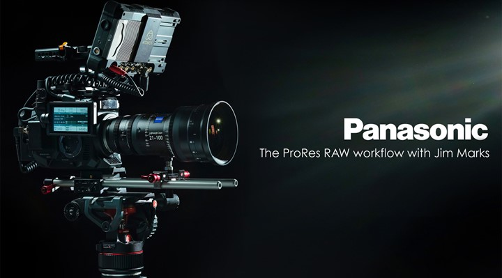 The ProRes RAW workflow with Jim Marks
