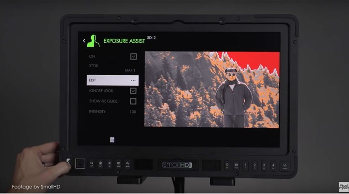 Visual Impact news: SmallHD update, EVA1 accessories and Blackmagic 8K card
