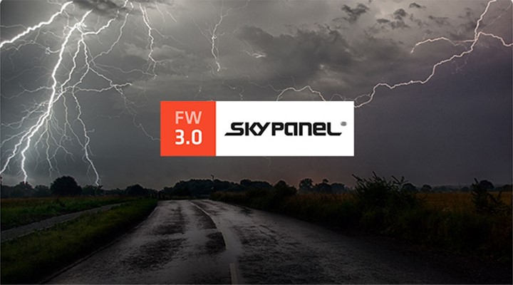 ARRI release firmware update 3.0 for SkyPanel
