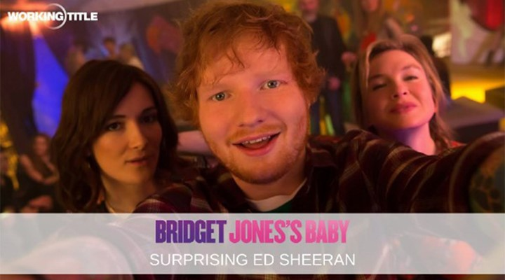 Bradley Camballs in new Bridget Jones film