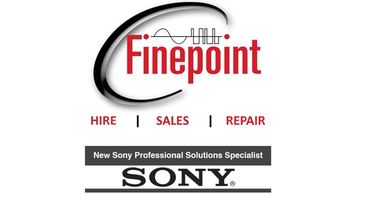 Finepoint Broadcast becomes a Sony Professional Solutions Specialist