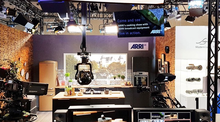 News from ARRI at IBC