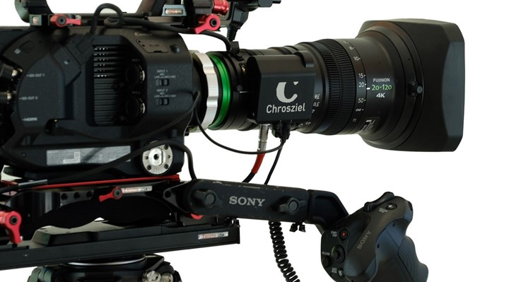 FUJINON Cabrio 20–12mm zoom now available without servo