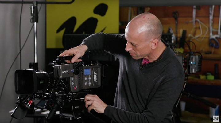 Steve Gray takes a closer look at ARRI cameras