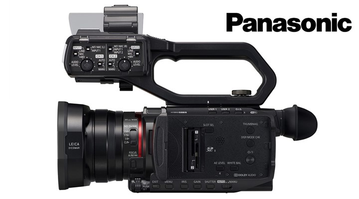 Panasonic announces new professional camcorders