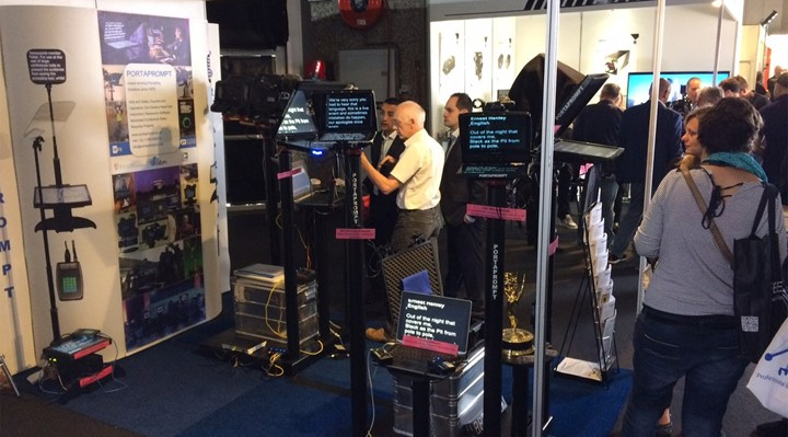 Portaprompt's round-up of IBC 2018