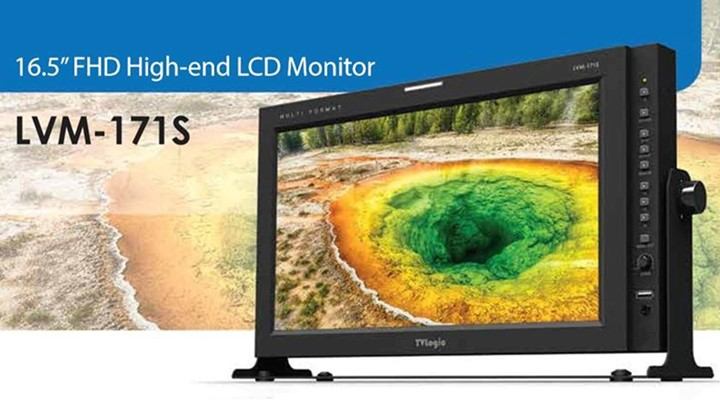 Pyser offer on new LVM-171S QC monitor
