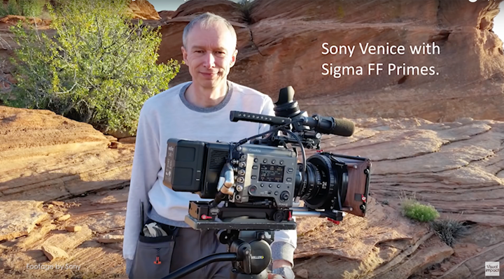 Visual Impact: Discover what it's like to shoot with a Sony VENICE 2.0