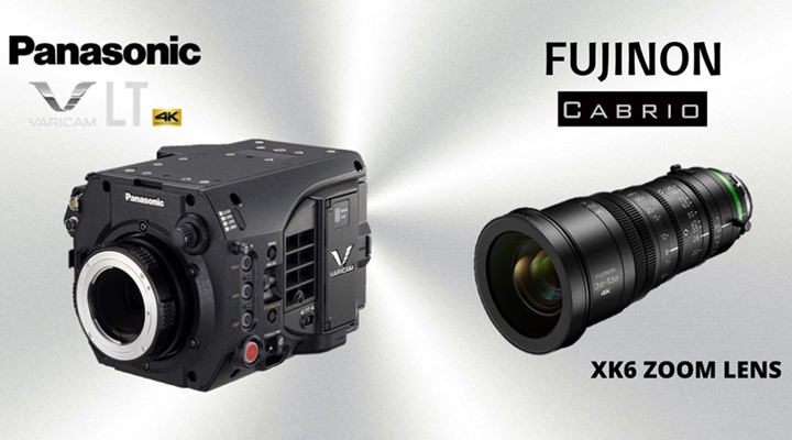 Latest news from Top-Teks – 0% finance on Varicam LT–Fujion Cabrio XK6 package