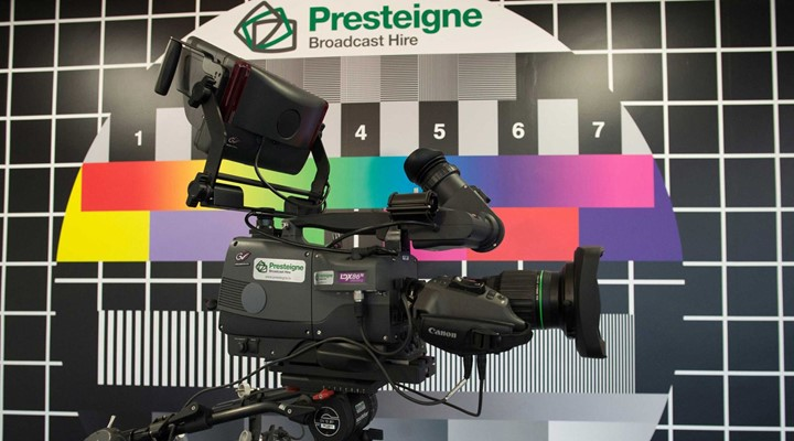Presteigne Broadcast Hire now has 25 Grass Valley LDX 86N cameras for hire
