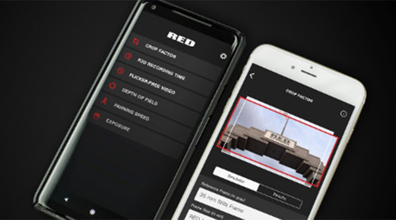 the guild of television camera professionals : updated red tools app