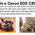 Canon EOS C200 competition