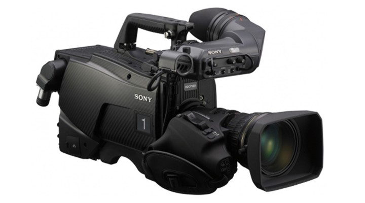 Major investment in Sony HDC-2500 and HDC-4300 cameras for Euro Media Group