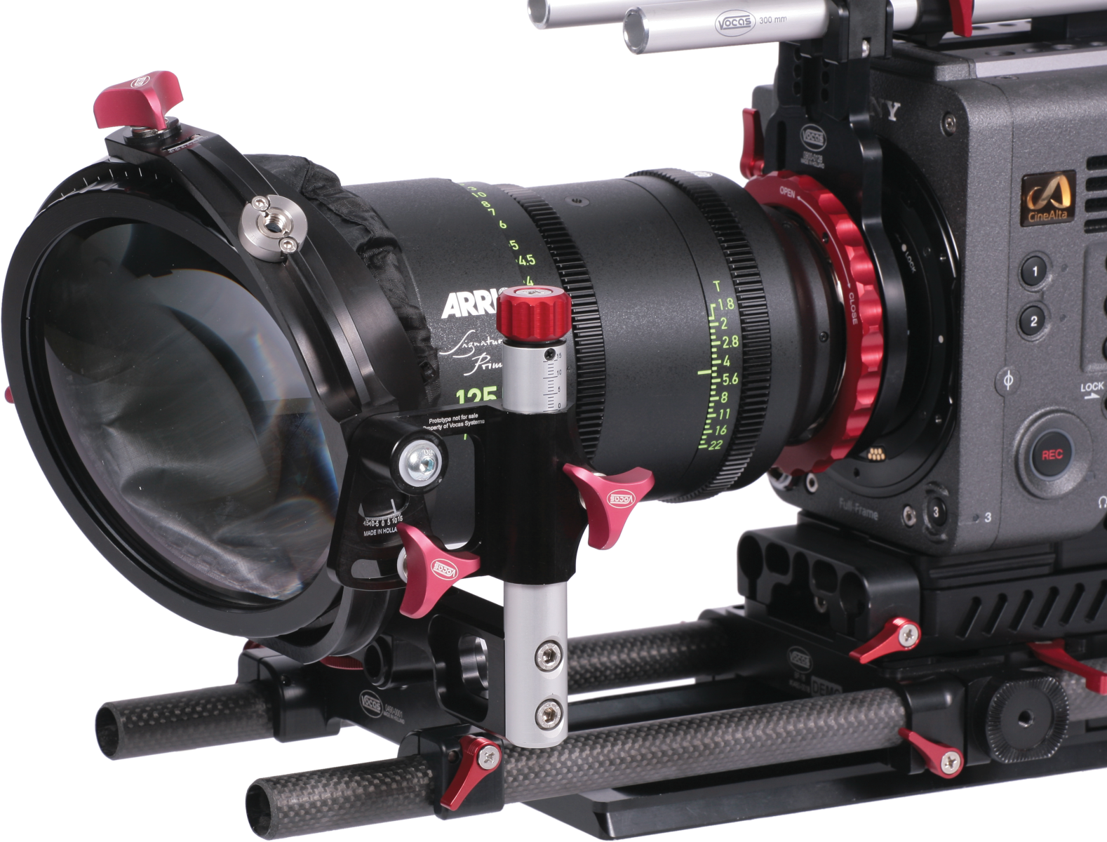 The Guild of Television Camera Professionals : Vocas introduces new