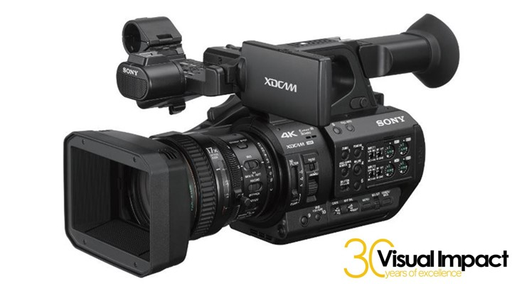 Visual Impact: Introduction to Sony PXW-Z280 and PXW-Z190