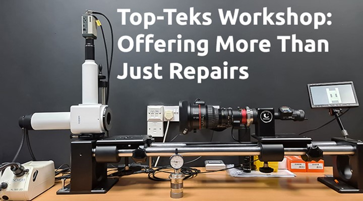 Full list of services and repairs from GTC sponsor Top-Teks