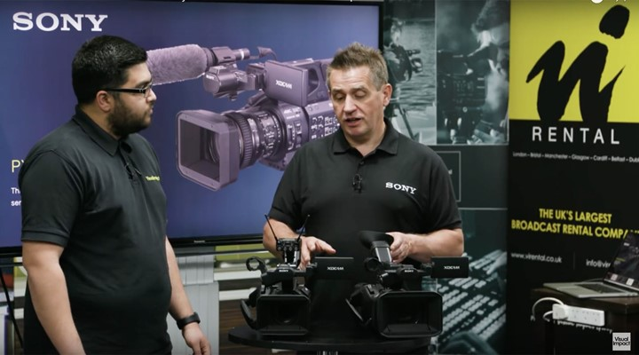 Visual Impact news: Sony PXW-Z280 and PXW-Z190 special