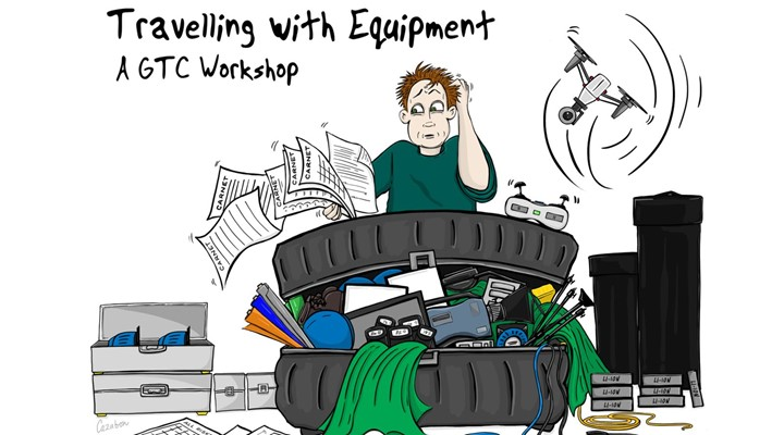 GTC Workshop: Travelling with Equipment