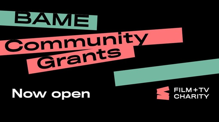 Film and TV Charity introduces BAME Community Grants