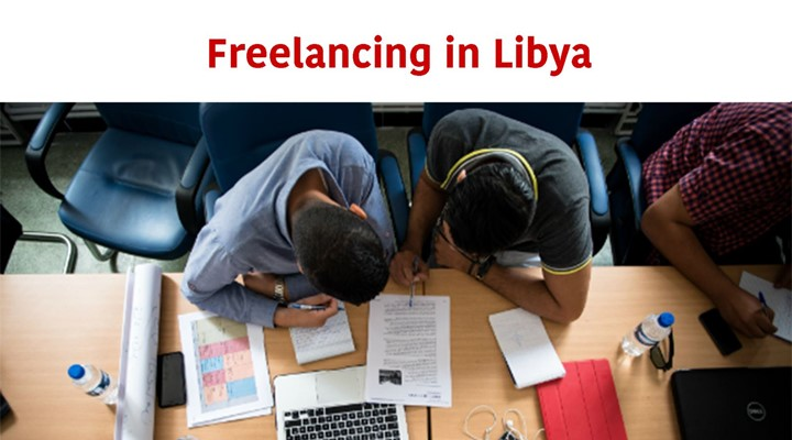 Rory Peck Trust launches resource for Libya freelance journalists