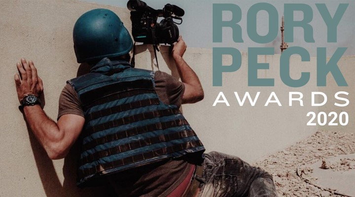 Rory Peck Awards 2020 – Call for entries